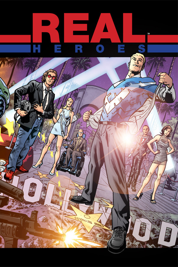 REAL HEROES #1 CVR A HITCH
