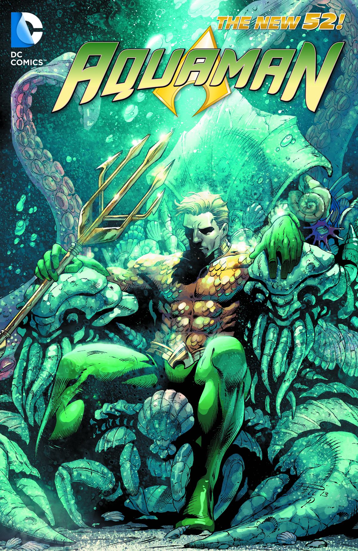 AQUAMAN HC VOL 04 DEATH OF A KING