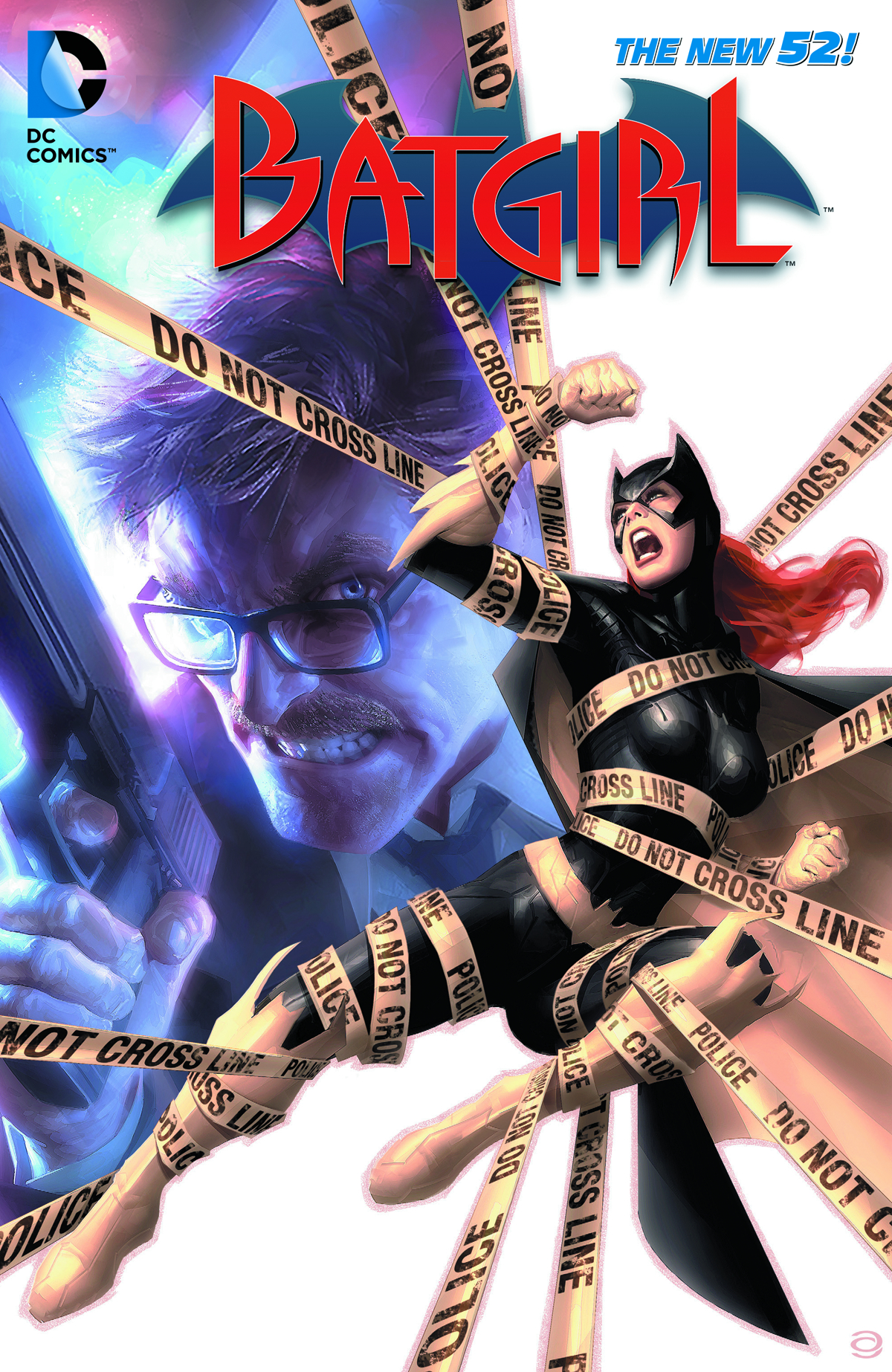 BATGIRL HC VOL 04 WANTED