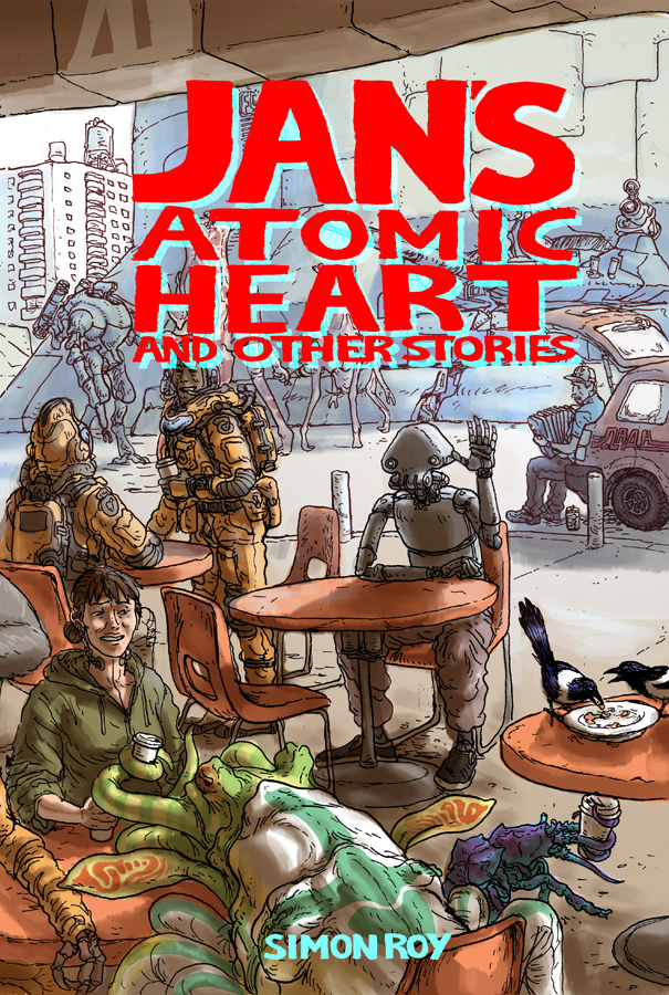 JANS ATOMIC HEART AND OTHER STORIES TP