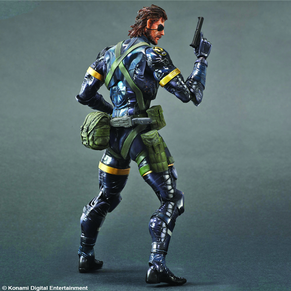 MGS V GROUND ZEROES PLAY ARTS KAI SNAKE