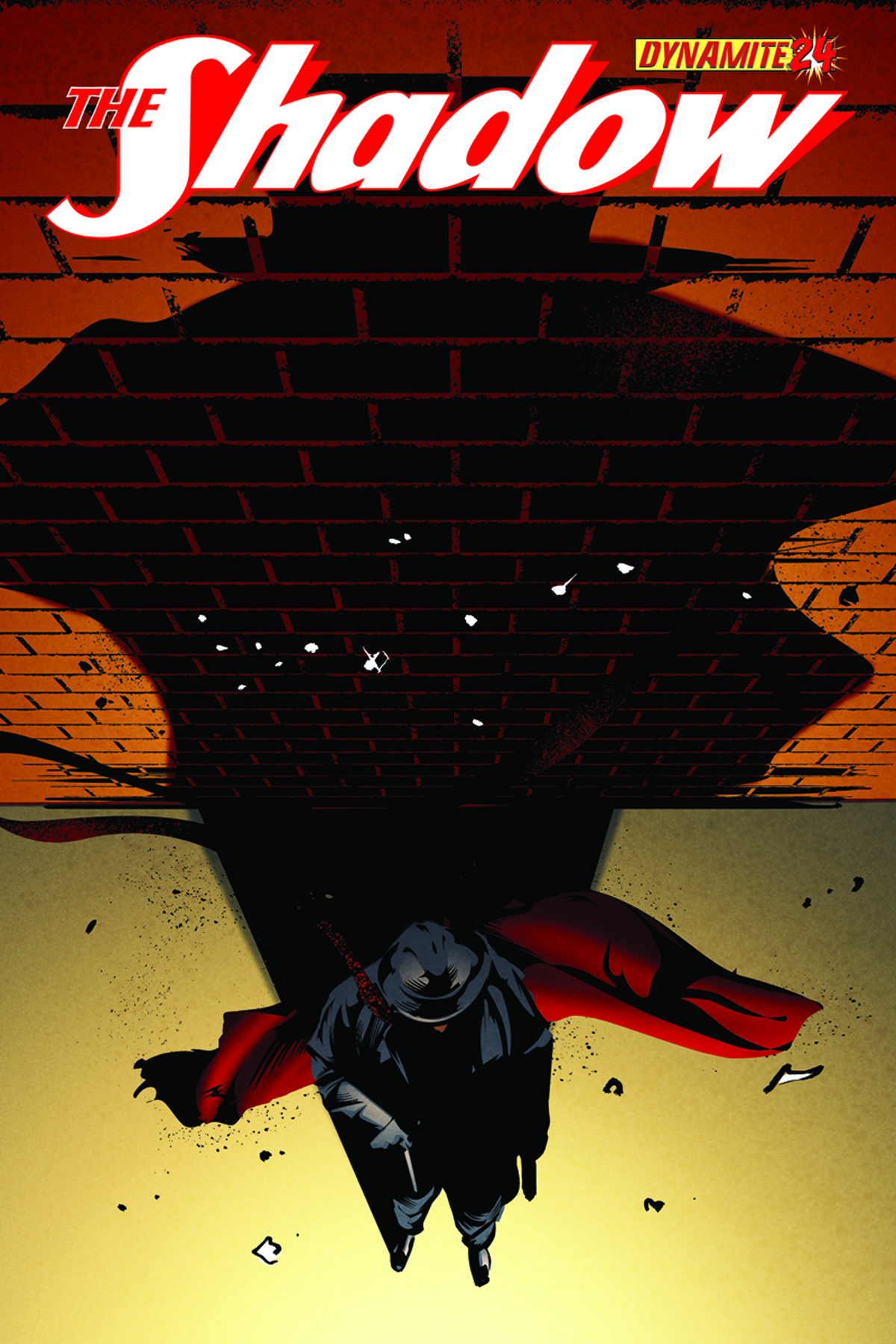 SHADOW #24 CALERO SUBSCRIPTION CVR