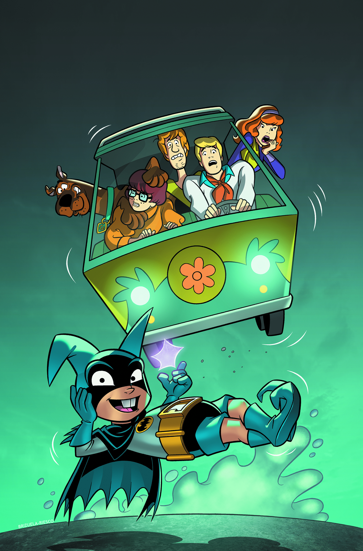 SCOOBY DOO TEAM UP #3