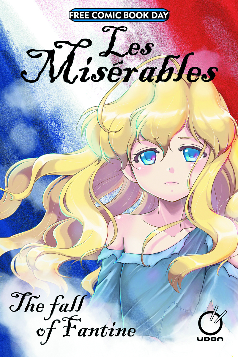 FCBD 2014 LES MISERABLES FALL OF FANTINE
