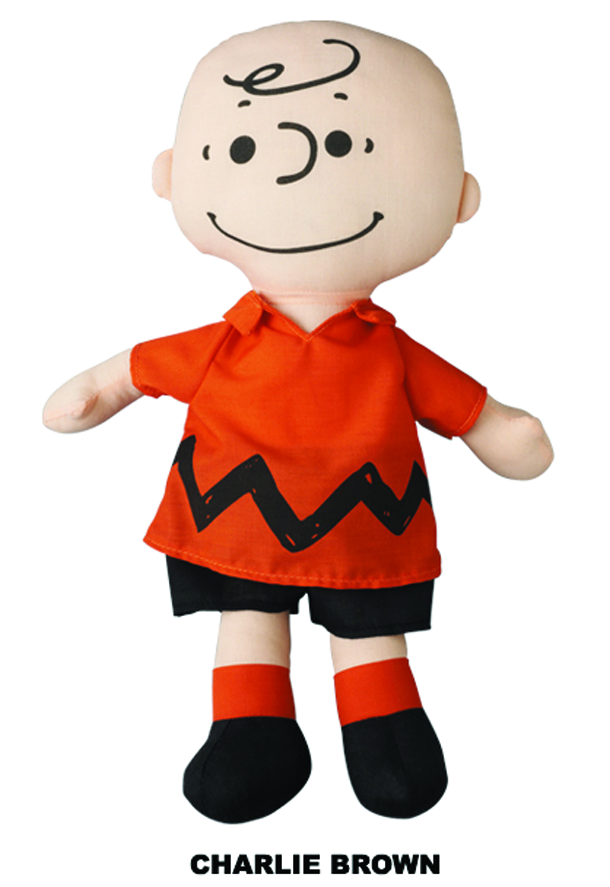 PEANUTS CHARLIE BROWN 2D PLUSH CUSHION