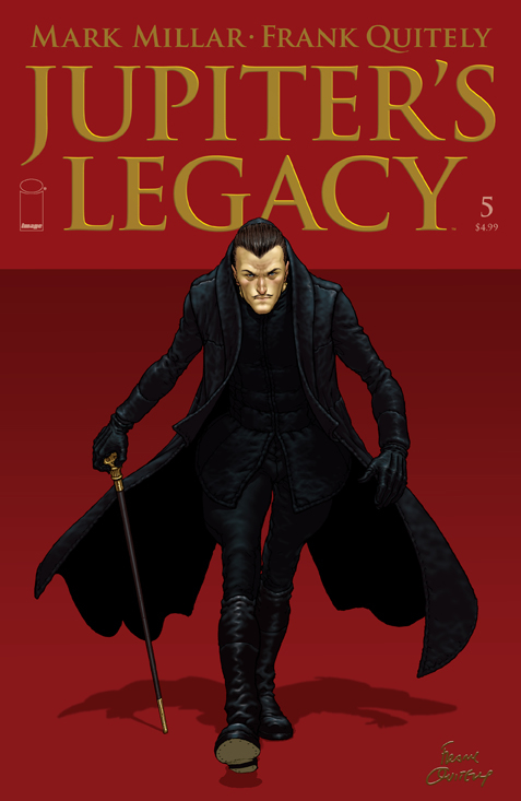 JUPITERS LEGACY #5 CVR A QUITELY (RES)