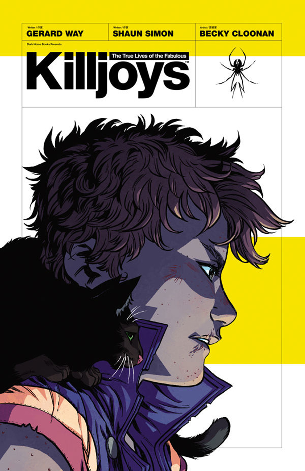 TRUE LIVES OF FABULOUS KILLJOYS TP
