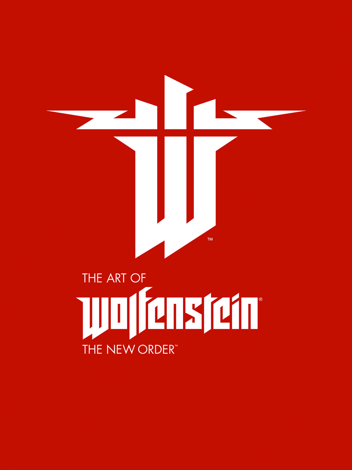 ART OF WOLFENSTEIN NEW ORDER HC