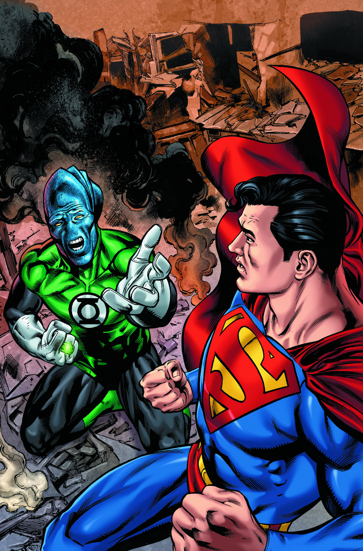 ADVENTURES OF SUPERMAN #11 VAR ED