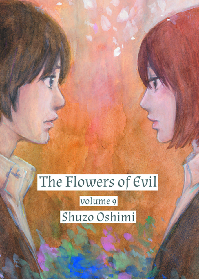 FLOWERS OF EVIL GN VOL 09