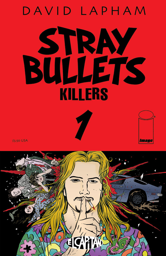 STRAY BULLETS THE KILLERS #1