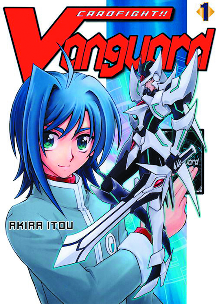 CARDFIGHT VANGUARD GN VOL 01