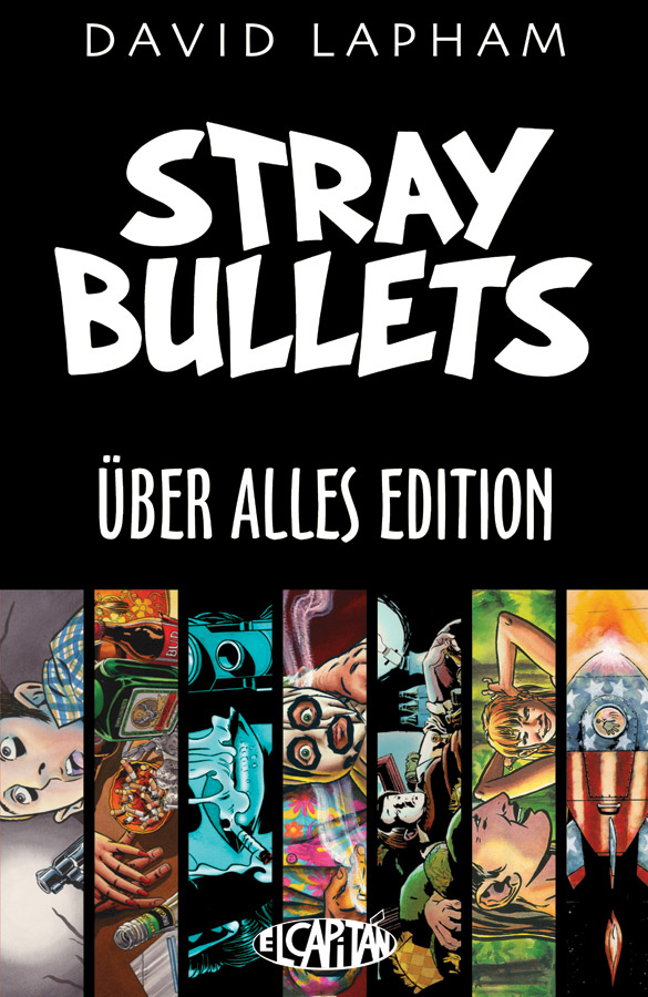 STRAY BULLETS UBER ALLES ED TP (JAN140530) (MR)