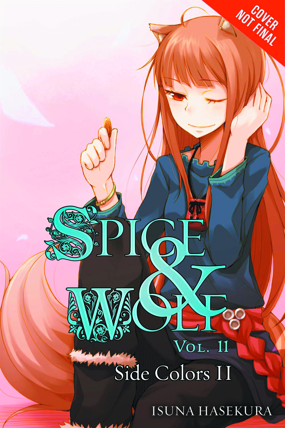 SPICE AND WOLF NOVEL VOL 11