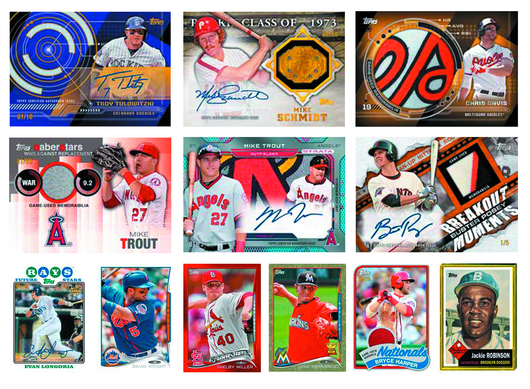 TOPPS 2014 BASEBALL SERIES 2 T/C JUMBO BOX