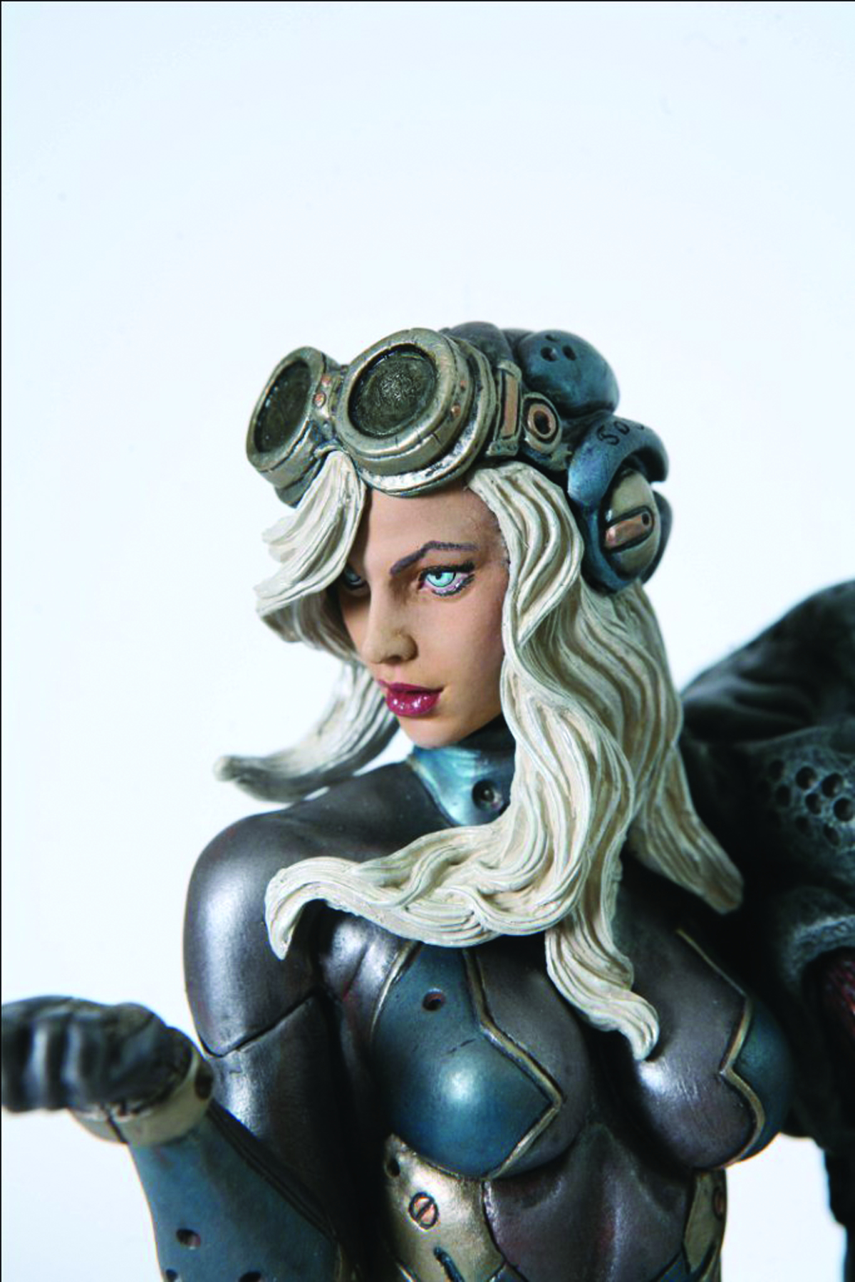 FFG SPACE HOST GIRL STATUE