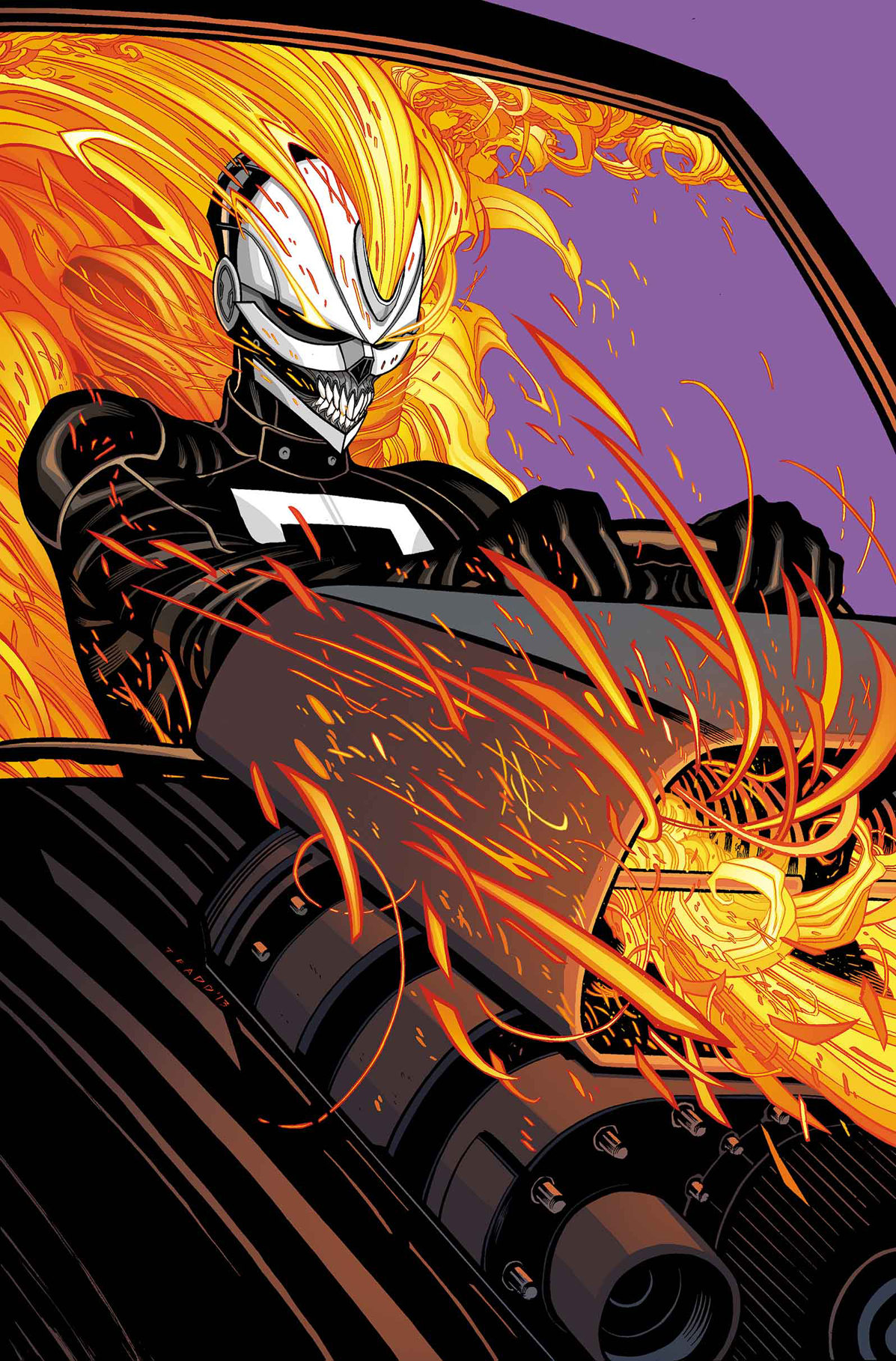 ALL NEW GHOST RIDER #2 ANMN