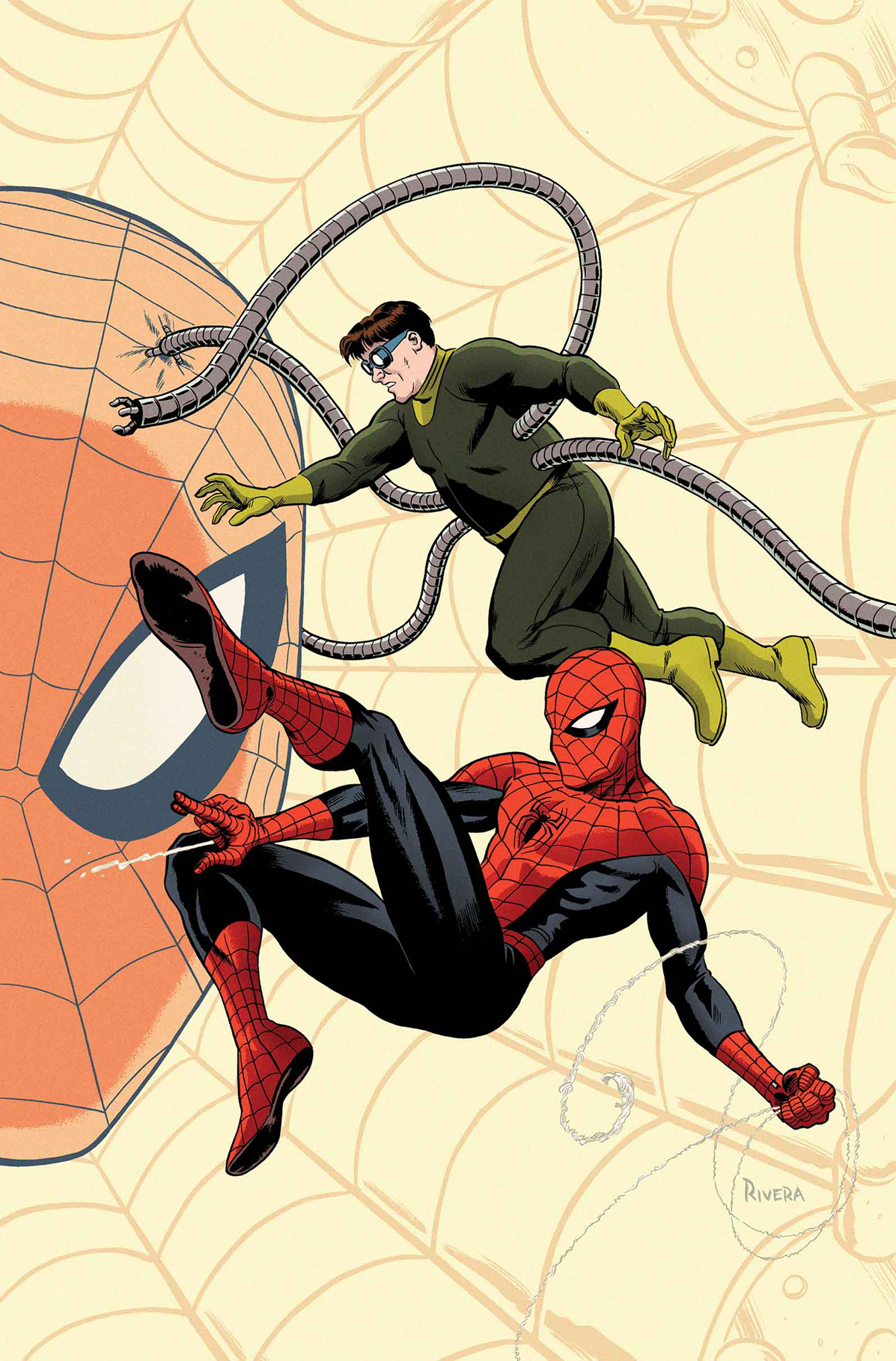 SUPERIOR SPIDER-MAN TEAM UP #12