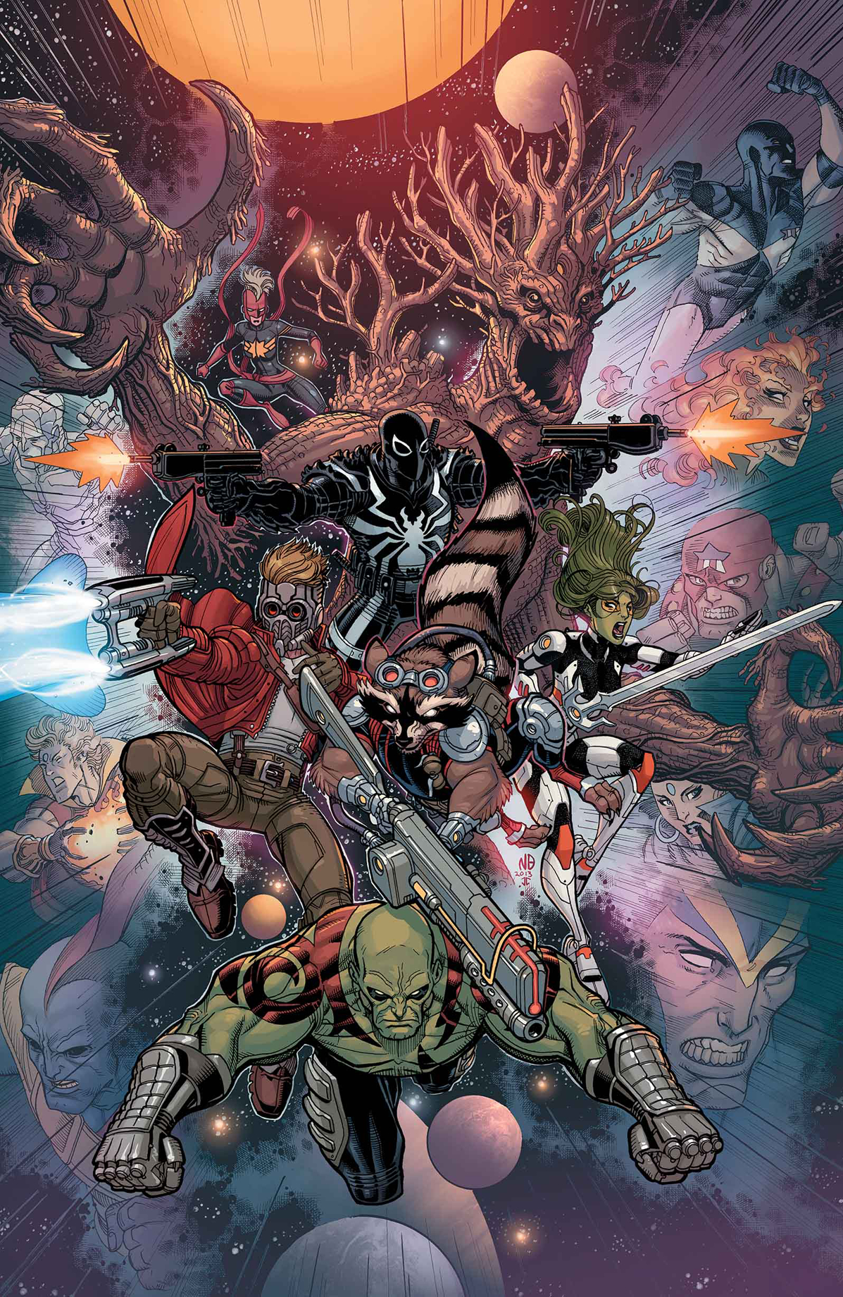 GUARDIANS OF GALAXY #14