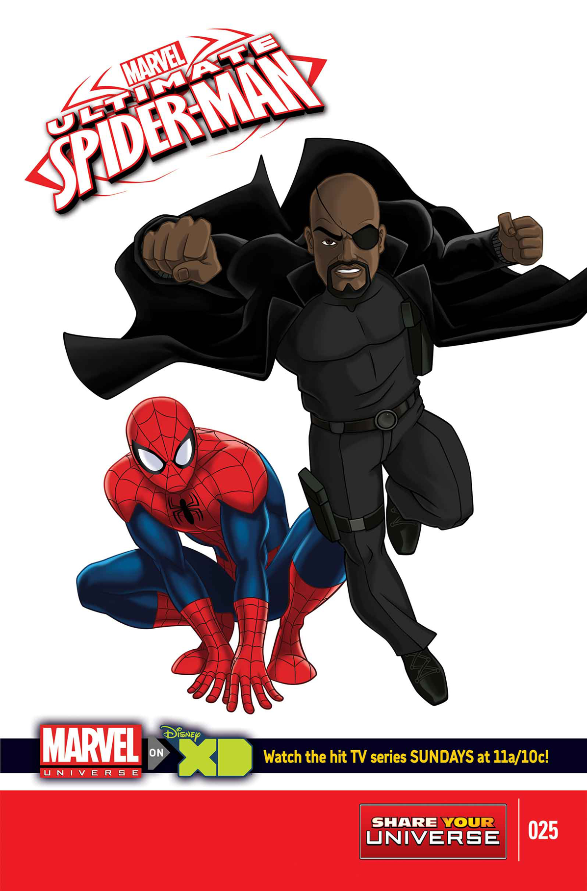 MARVEL UNIVERSE ULTIMATE SPIDER-MAN #25 SYU