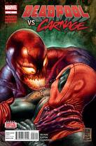 DEADPOOL VS CARNAGE #1