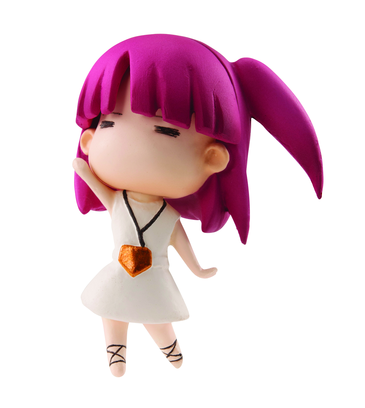 MAGI LABYRINTH OF MAGIC MORGIANA GEM PVC FIG