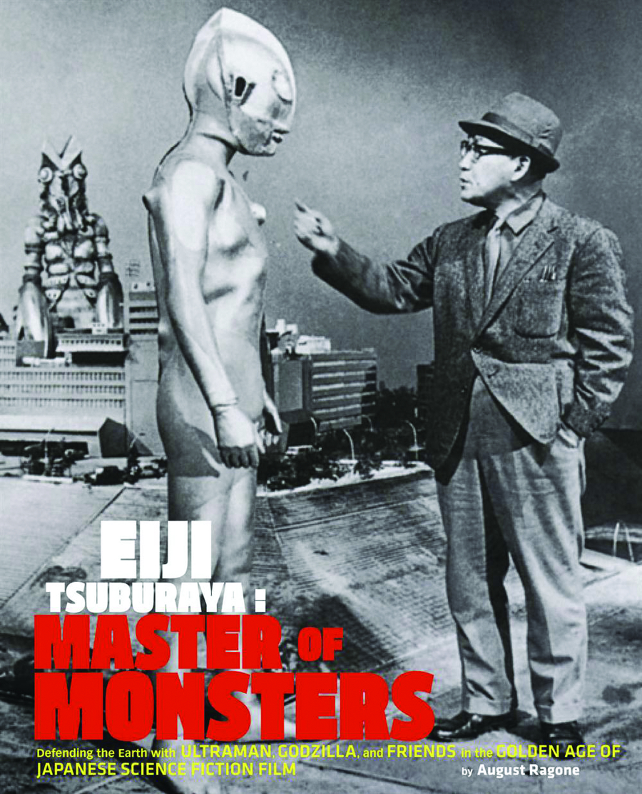 EIJI TSUBURAYA MASTER OF MONSTERS SC