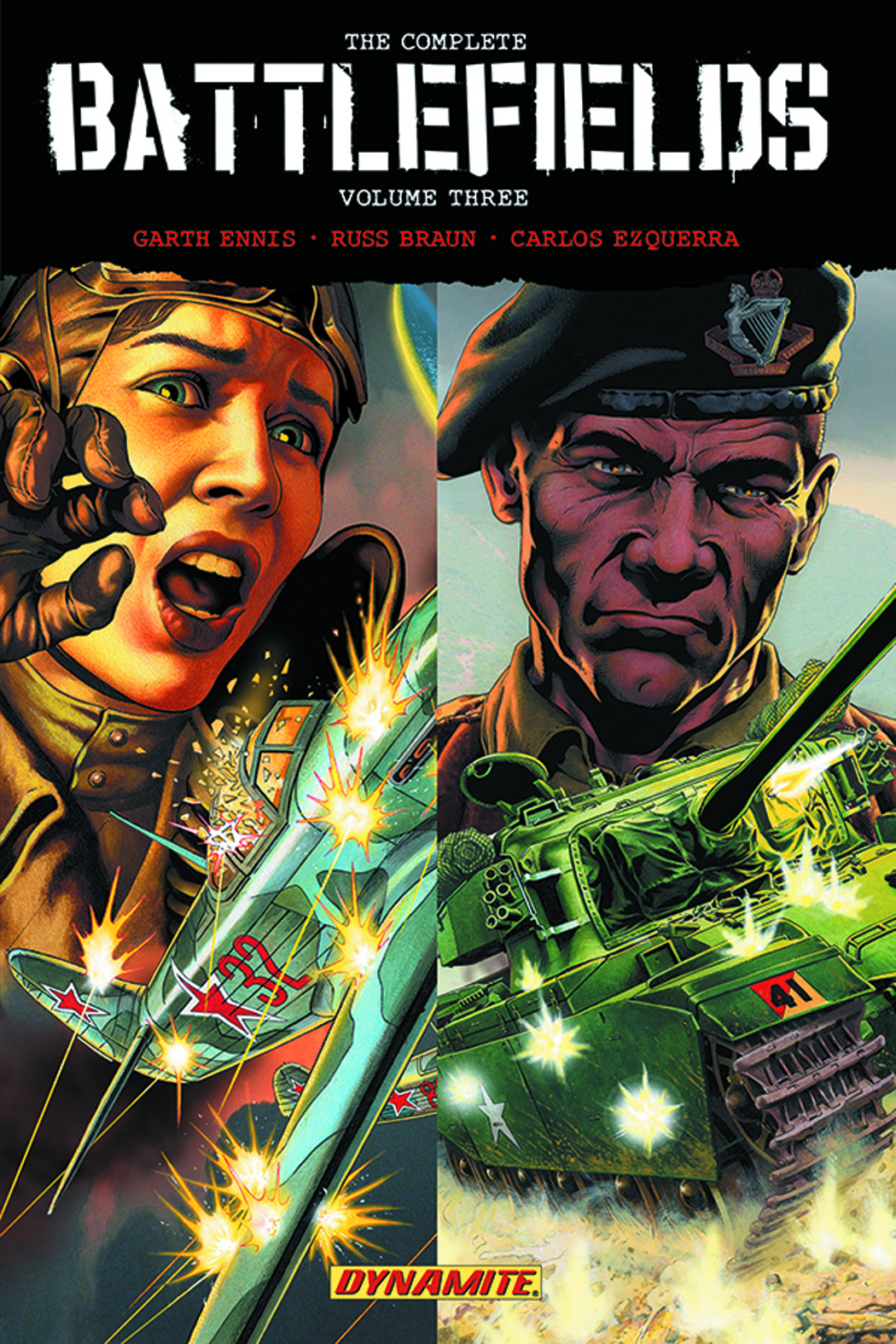 GARTH ENNIS COMP BATTLEFIELDS HC VOL 03