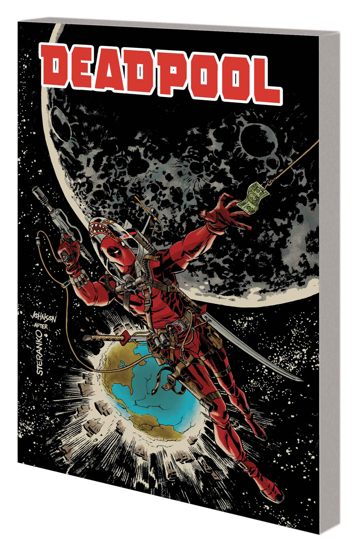 DEADPOOL BY DANIEL WAY COMPLETE COLL TP VOL 03