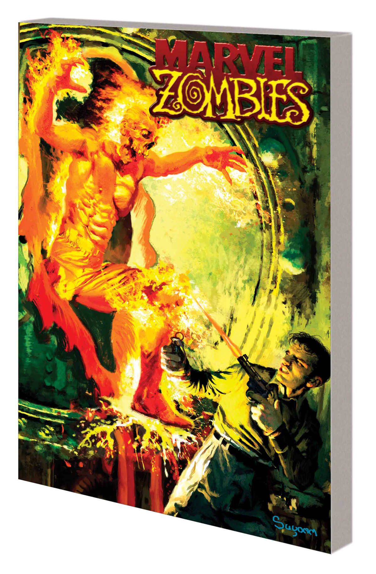 MARVEL ZOMBIES TP VOL 02 COMPLETE COLLECTION
