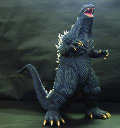 TOHO 12IN SERIES GODZILLA VINYL FIG 2003 VER