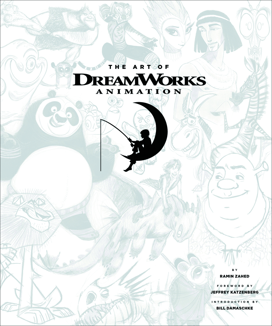 ART OF DREAMWORKS ANIMATION HC