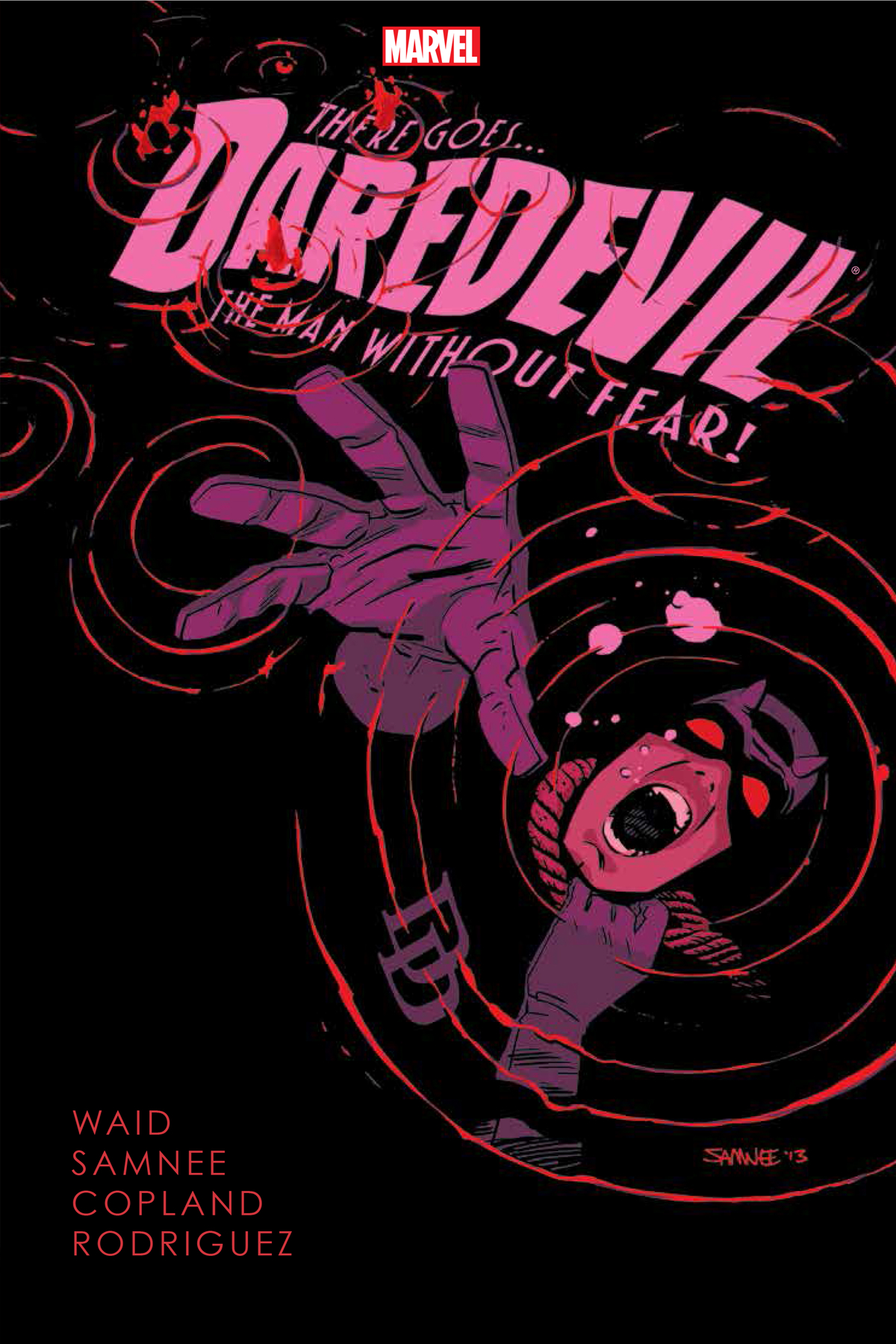 DAREDEVIL BY MARK WAID HC VOL 03
