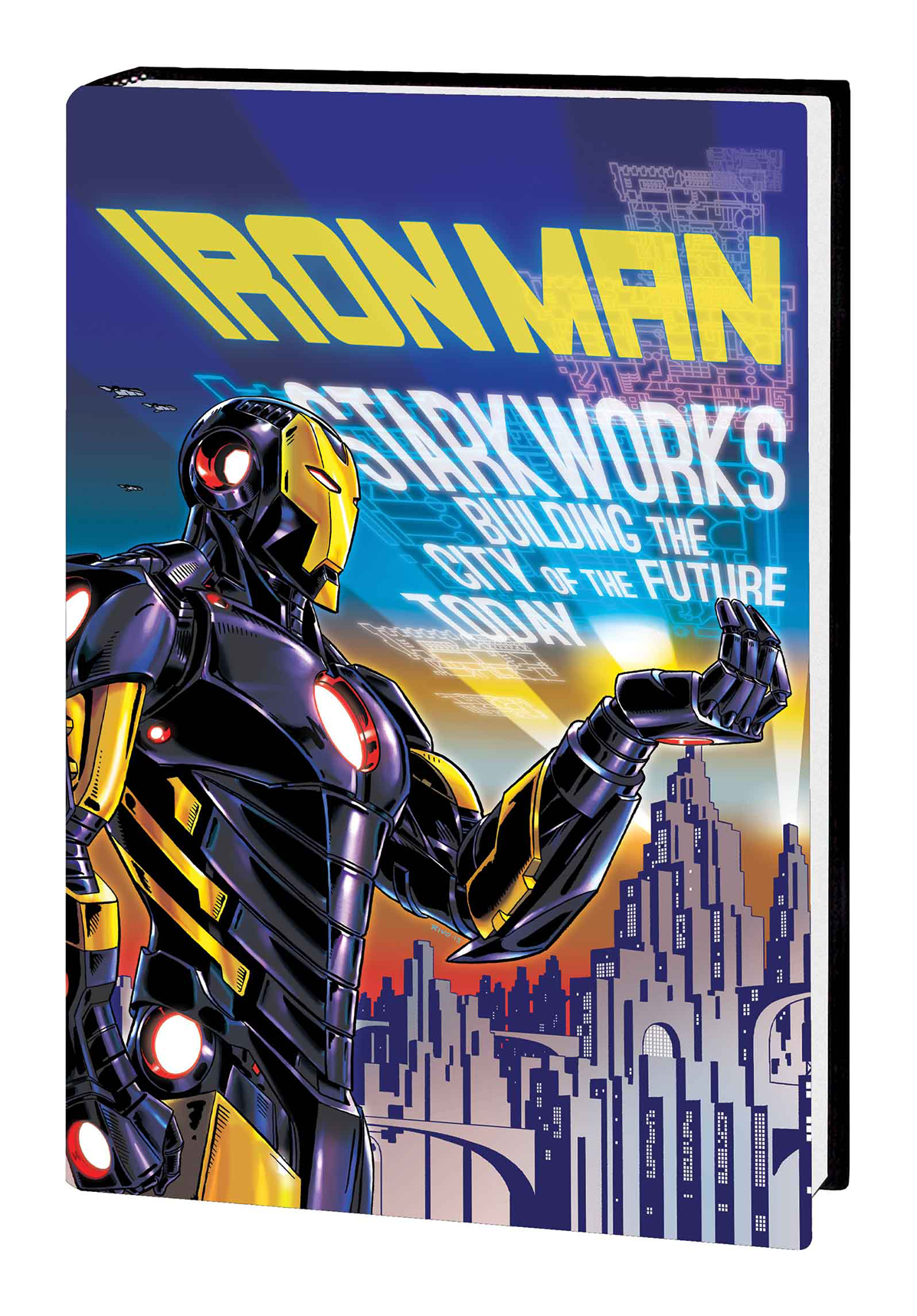 IRON MAN PREM HC VOL 04 IRON METROPOLITAN