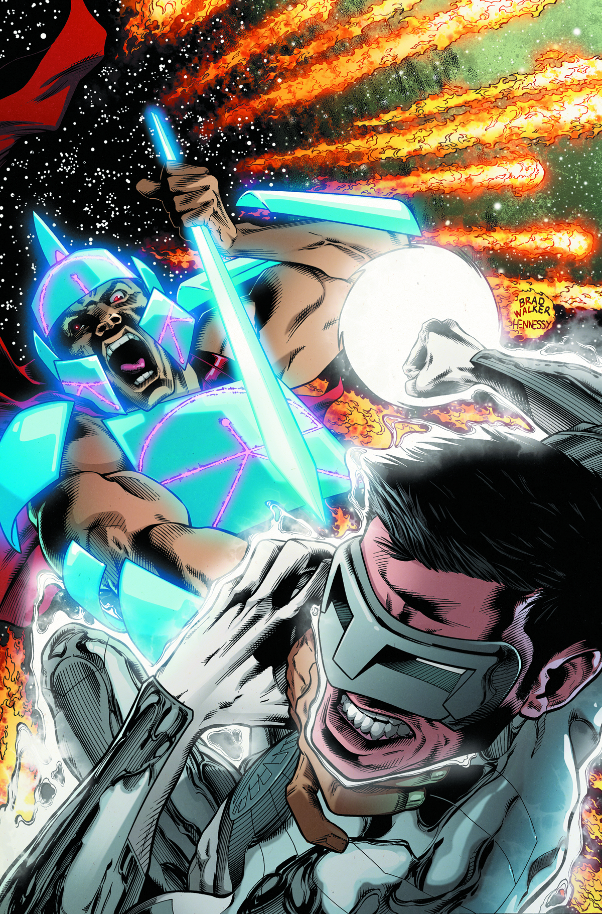 GREEN LANTERN NEW GUARDIANS #30