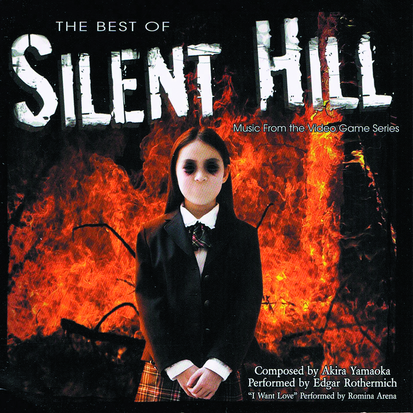 BEST OF SILENT HILL MUSIC FROM THE SERIES CD