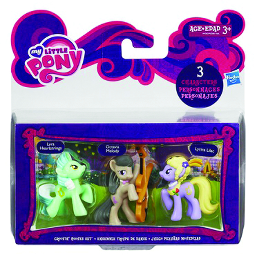 MY LITTLE PONY MINIS ASST 201401