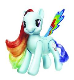 MY LITTLE PONY FLIP & WHIRL RAINBOW DASH