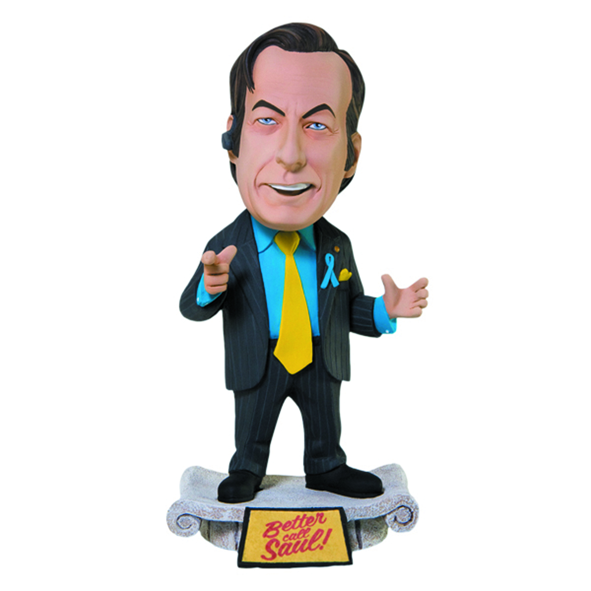 BREAKING BAD 6IN SAUL GOODMAN BOBBLE HEAD