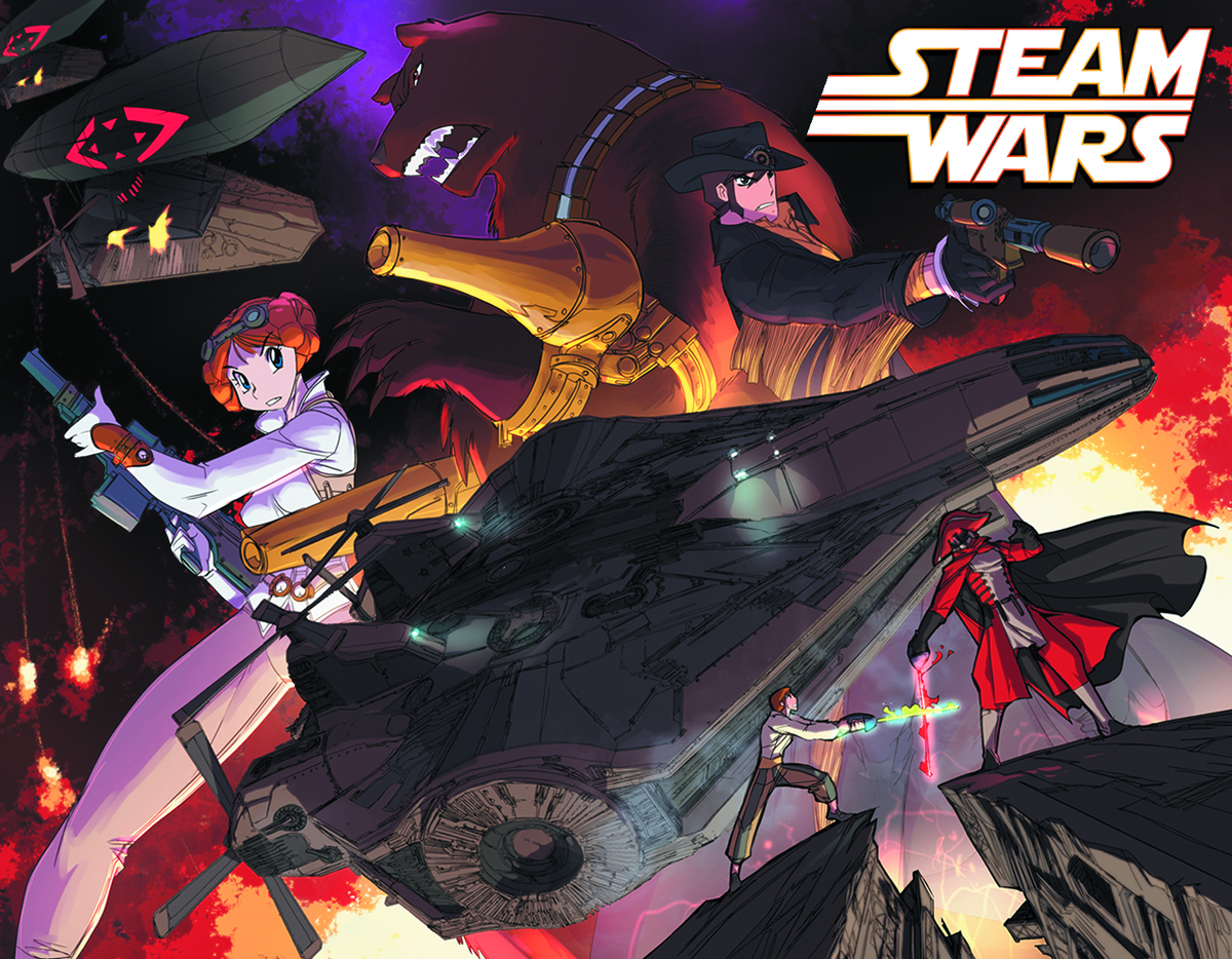 STEAM WARS #5