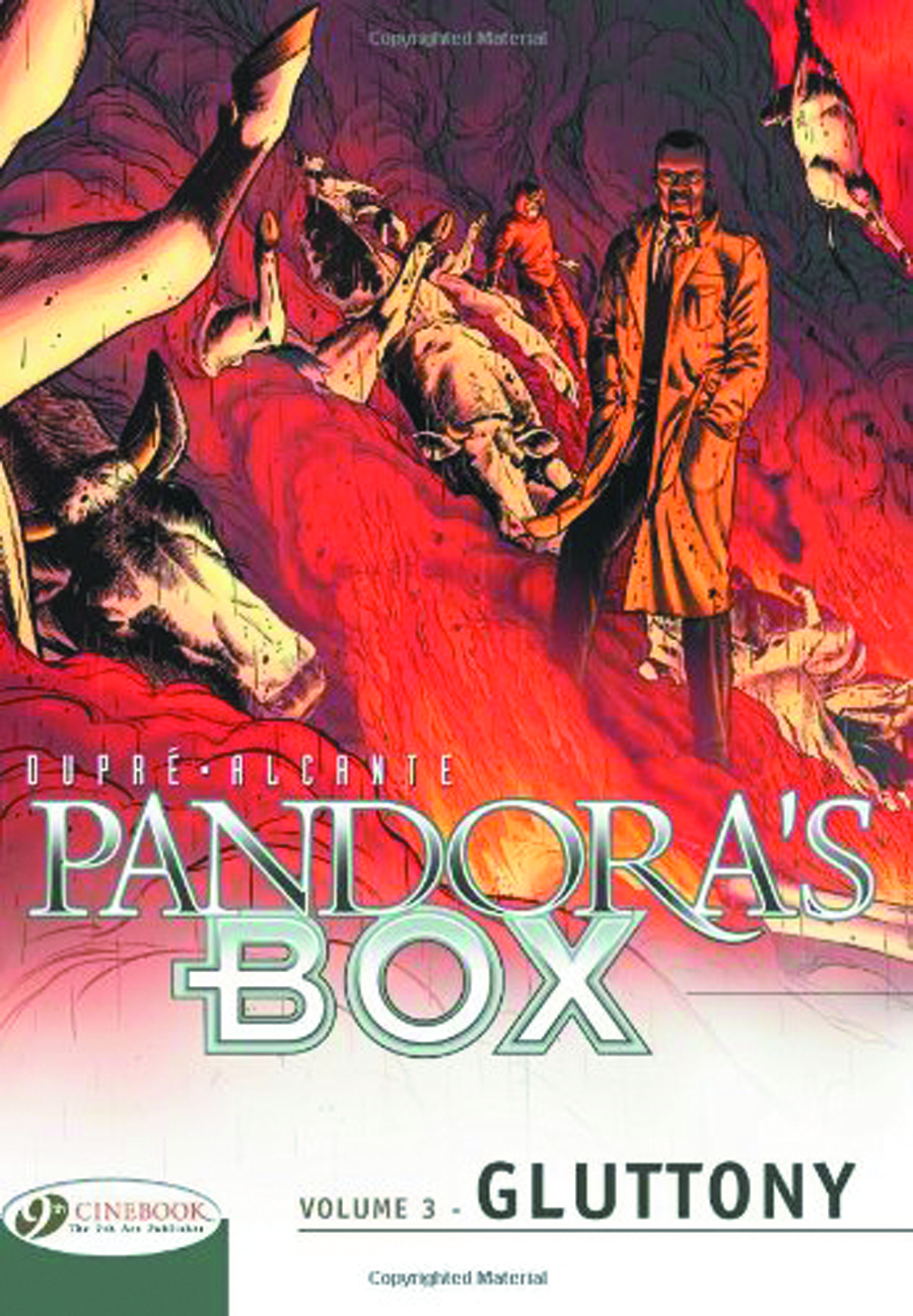 PANDORA BOX GN VOL 03 GLUTTONY