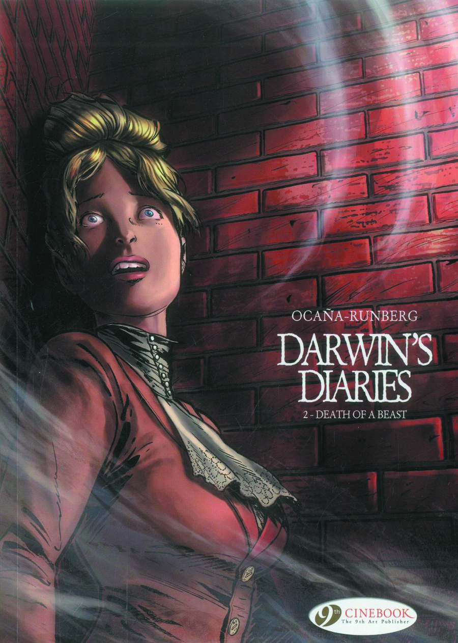 DARWINS DIARIES GN VOL 02 DEATH OF BEAST