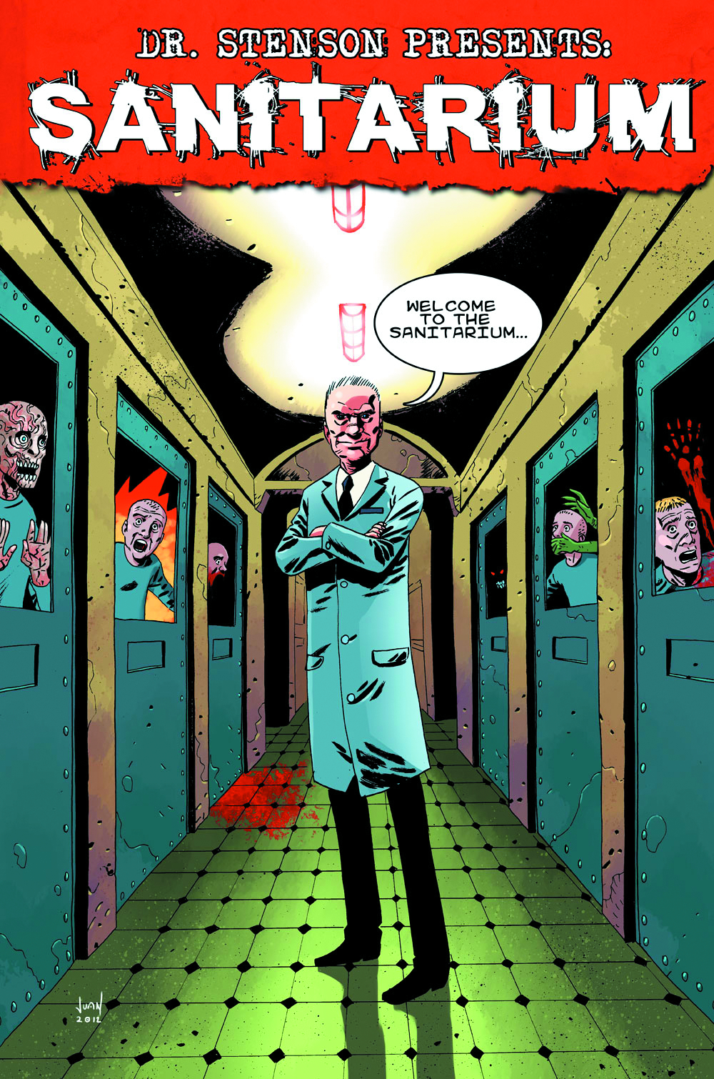 SANITARIUM #1 (OF 4)