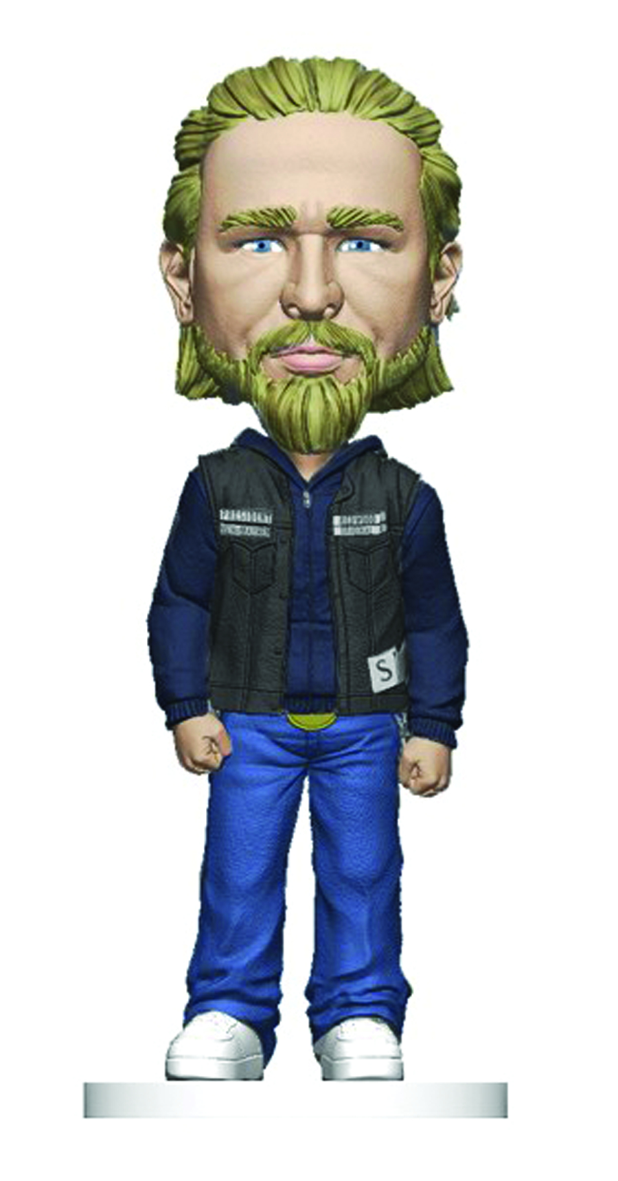 SONS OF ANARCHY JAX 6IN BOBBLE HEAD
