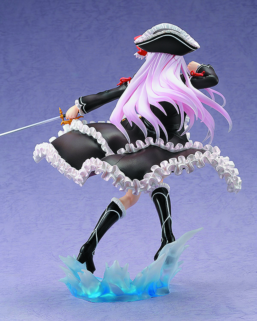QUEENS BLADE REBELLION LILIANA PVC FIG