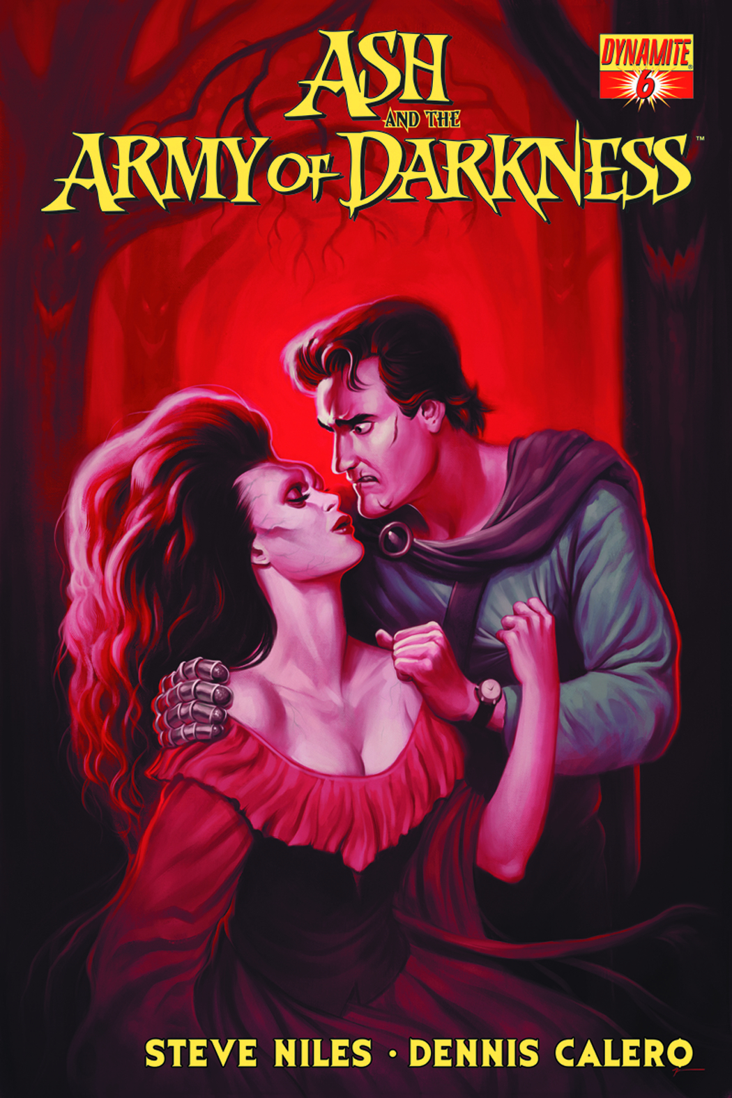 ASH & THE ARMY OF DARKNESS #6