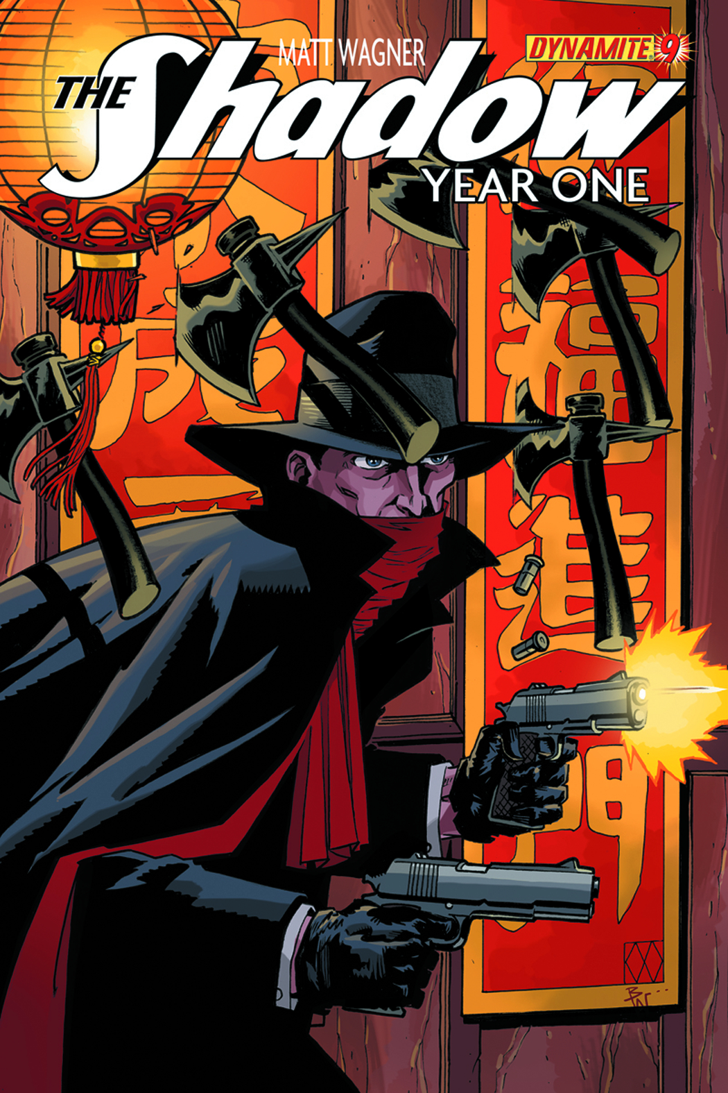 SHADOW YEAR ONE #9