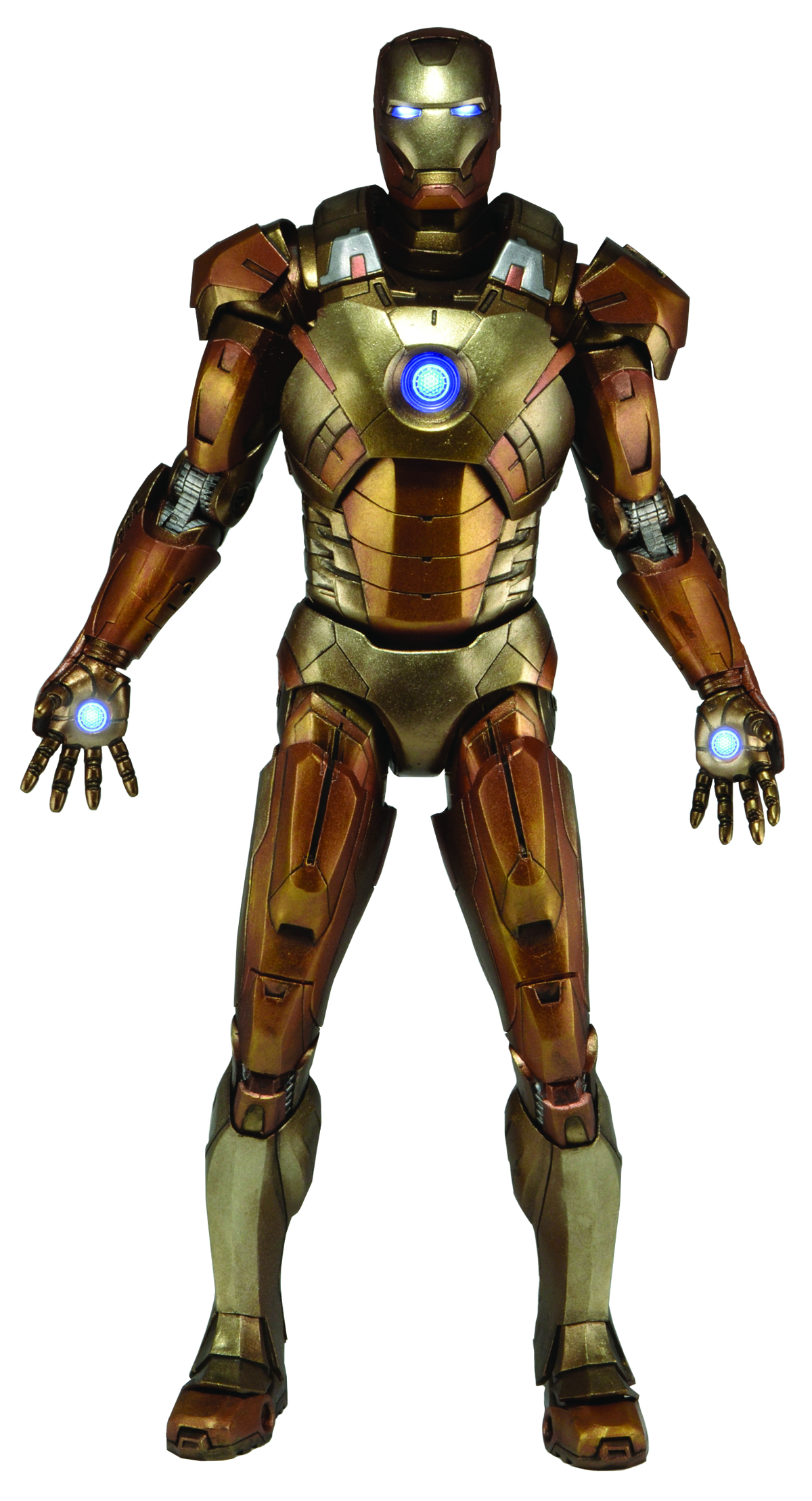 AVENGERS IRON MAN MIDAS VER 1/4 SCALE AF