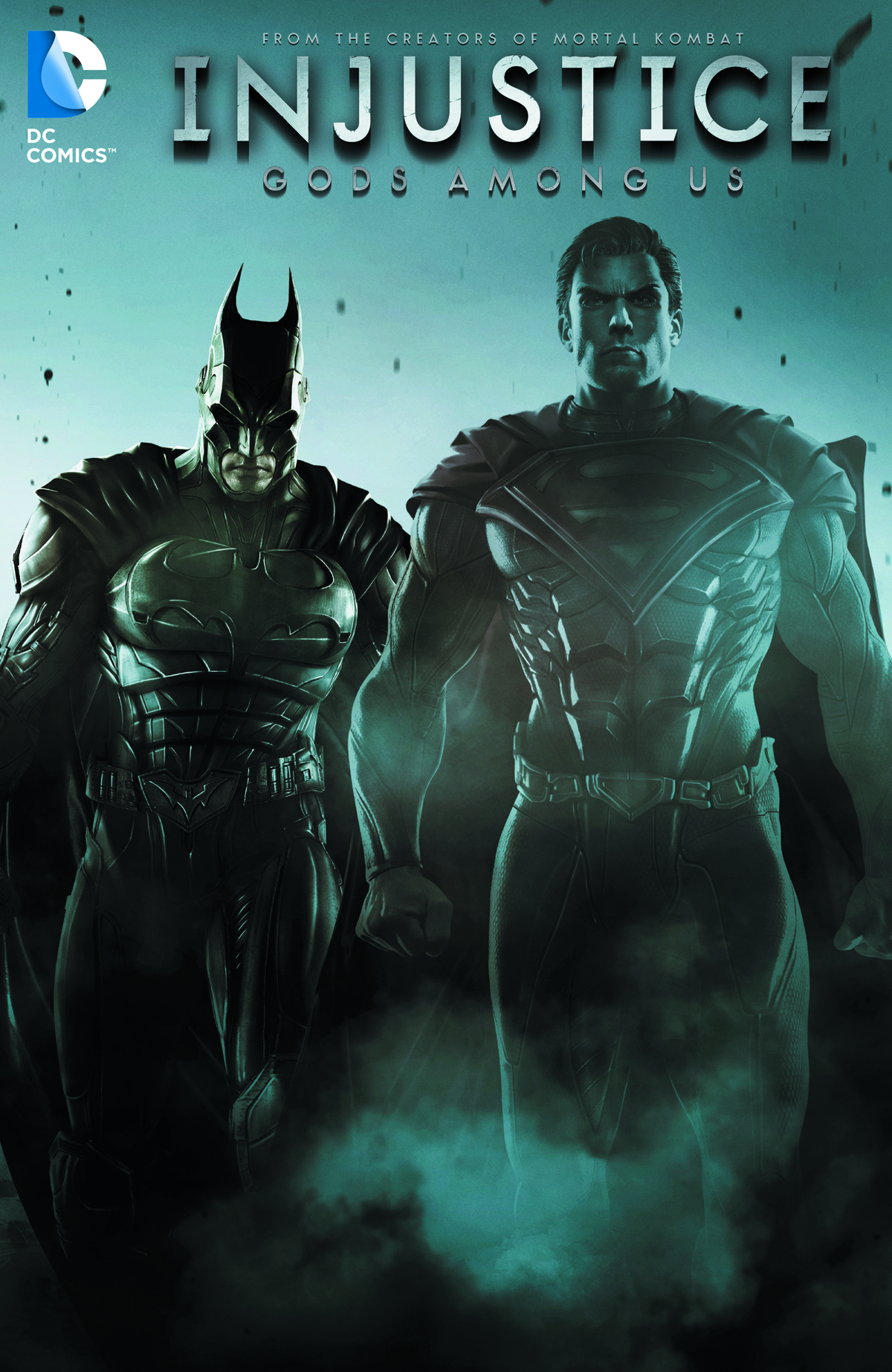 INJUSTICE GODS AMONG US HC VOL 02