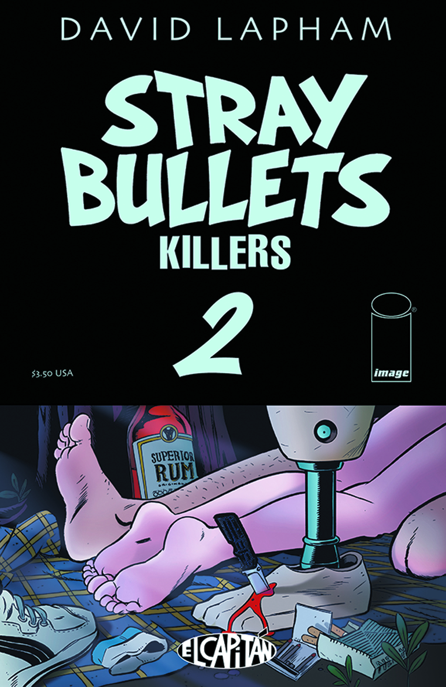 STRAY BULLETS THE KILLERS #2